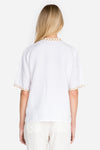 Johnny Was Rianne Easy V-Neck Linen Top