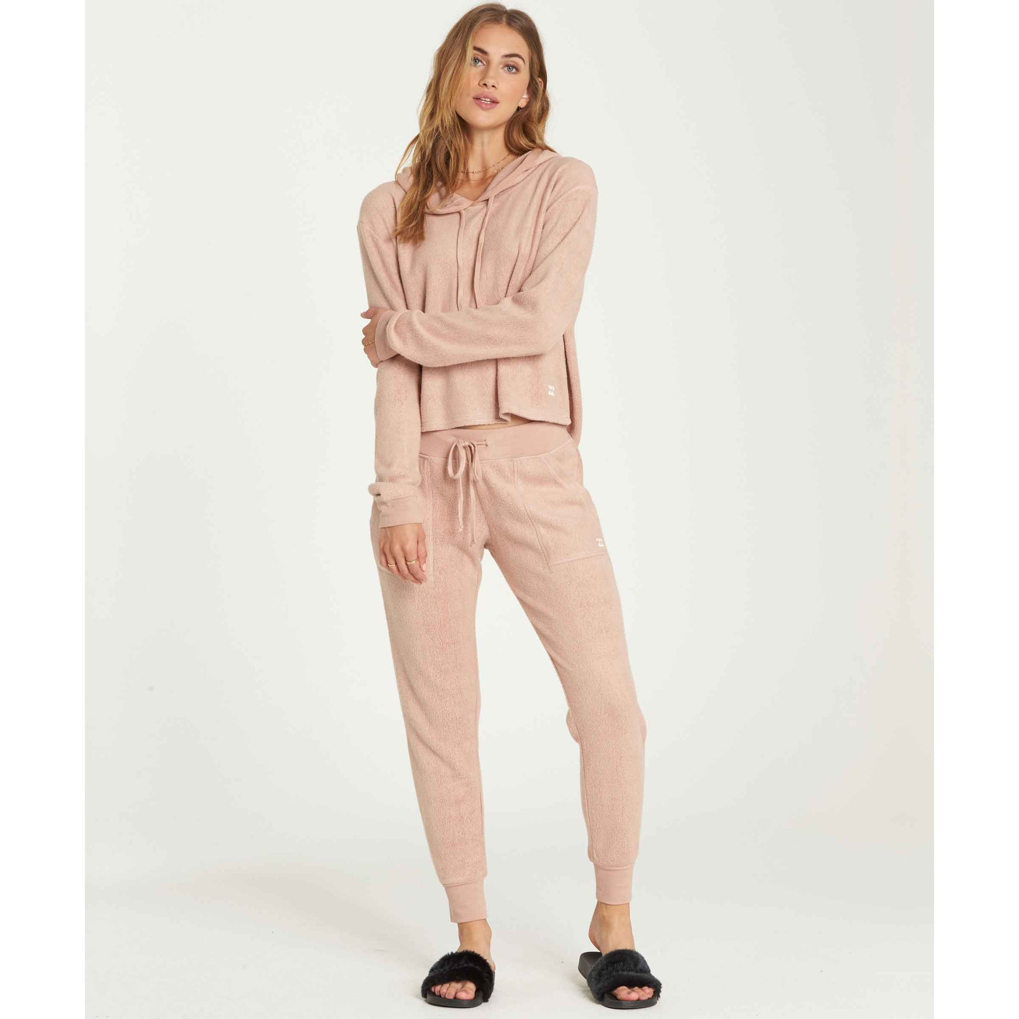 COFFEE BREAK FLEECE PANT