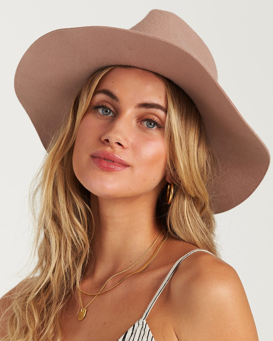 Billabong Great Scott Suade Women's Felt Hat