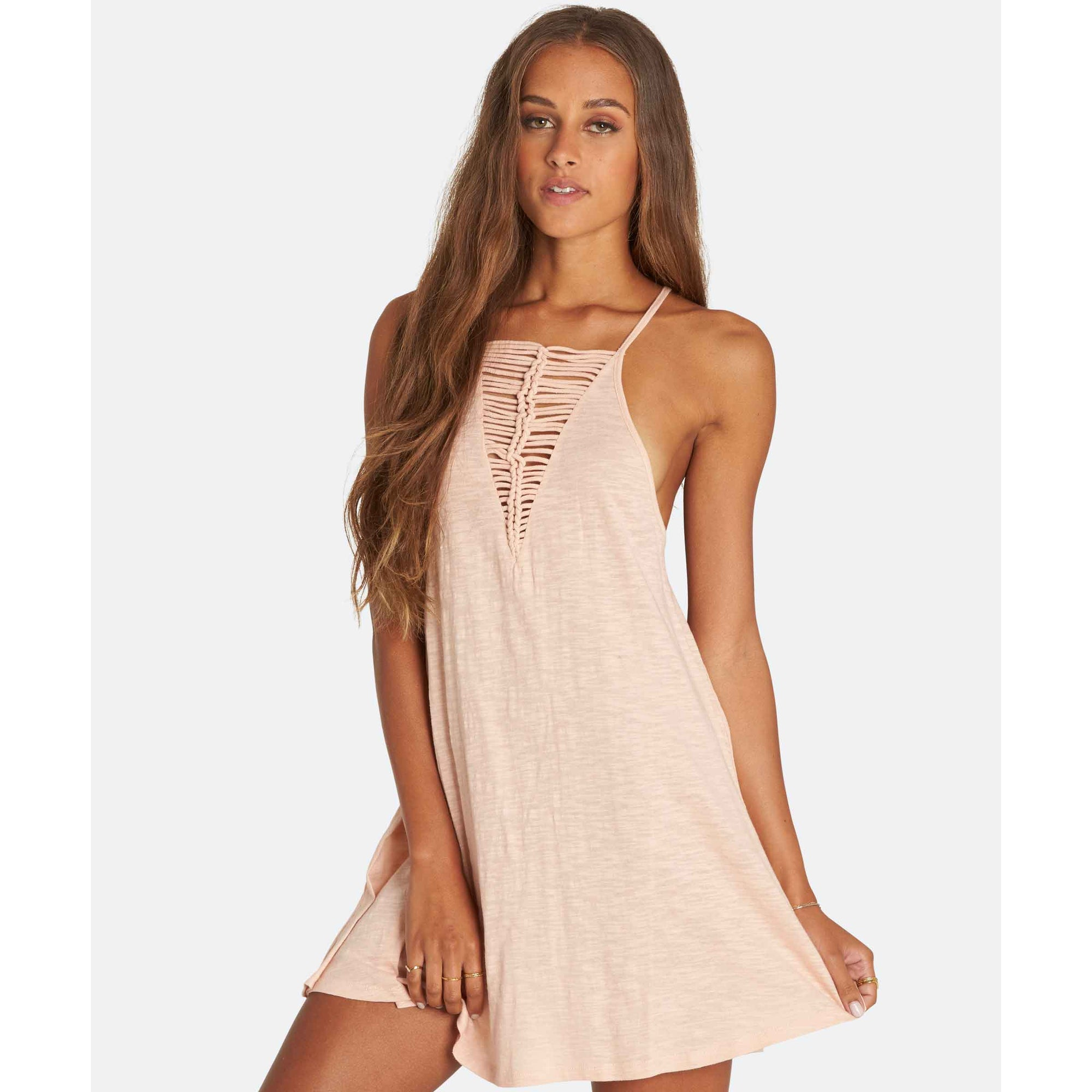 RAY ME SWING MINI DRESS BY BILLABONG