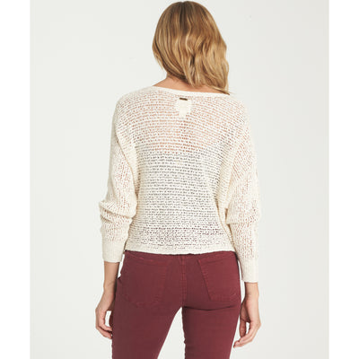 DANCE WITH ME SWEATER BY BILLABONG