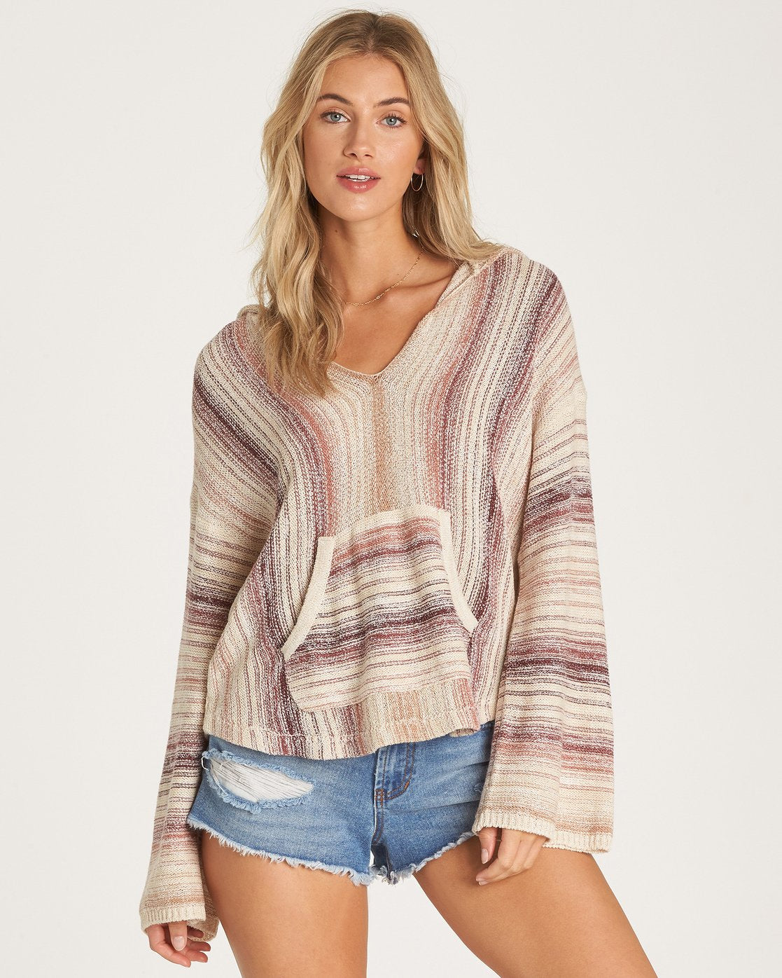 Billabong Baja Beach Coco Berry Women's Pullover