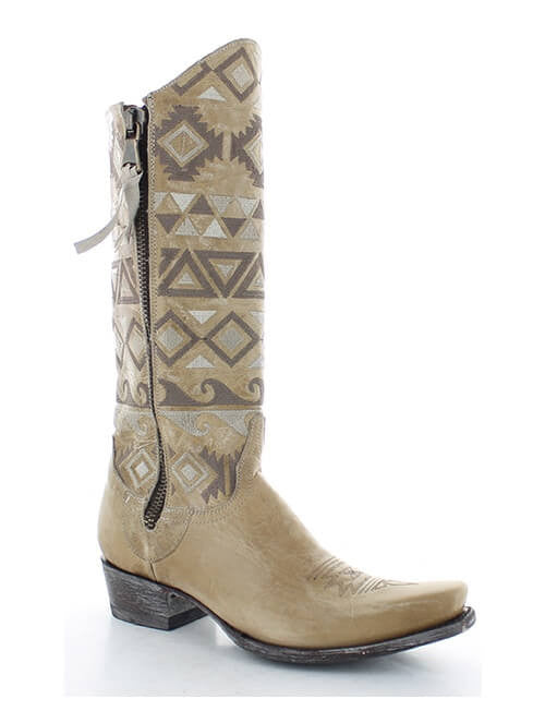 Old Gringo Vesuvio Bone Durango Razz Women's Boot