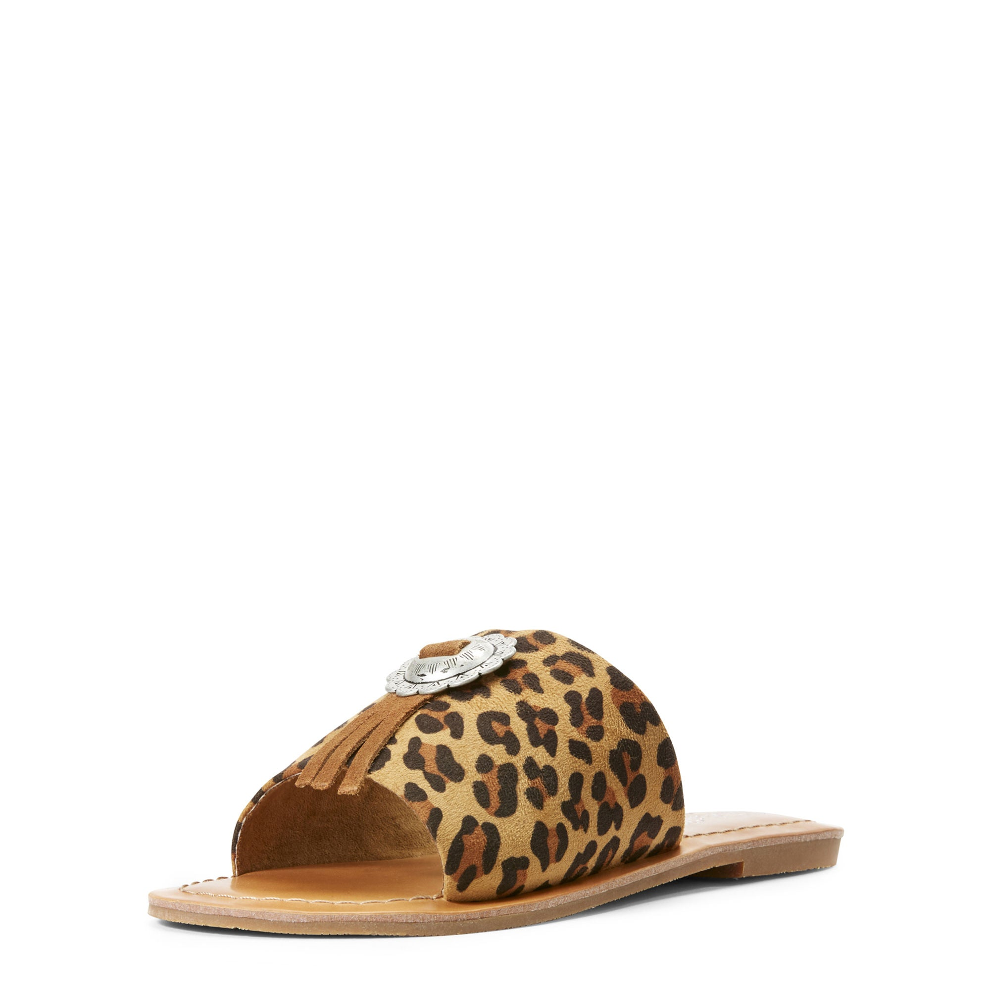 Ariat Women's Unbridled Ellie Leopard Sandals