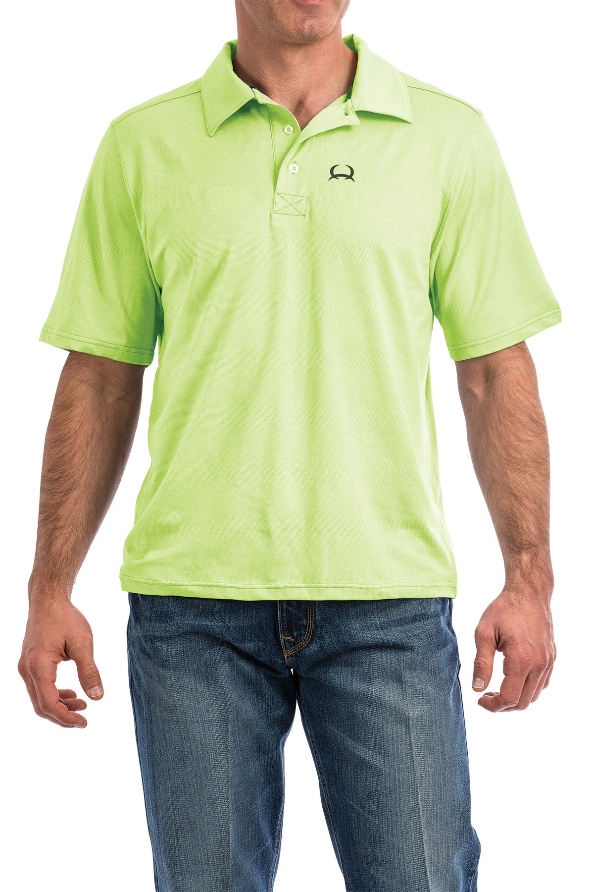 Cinch ArenaFlex Men's Polo Shirt