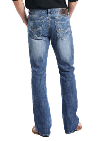 ReFlex Double Barrel Straight By Rock And Roll Denim