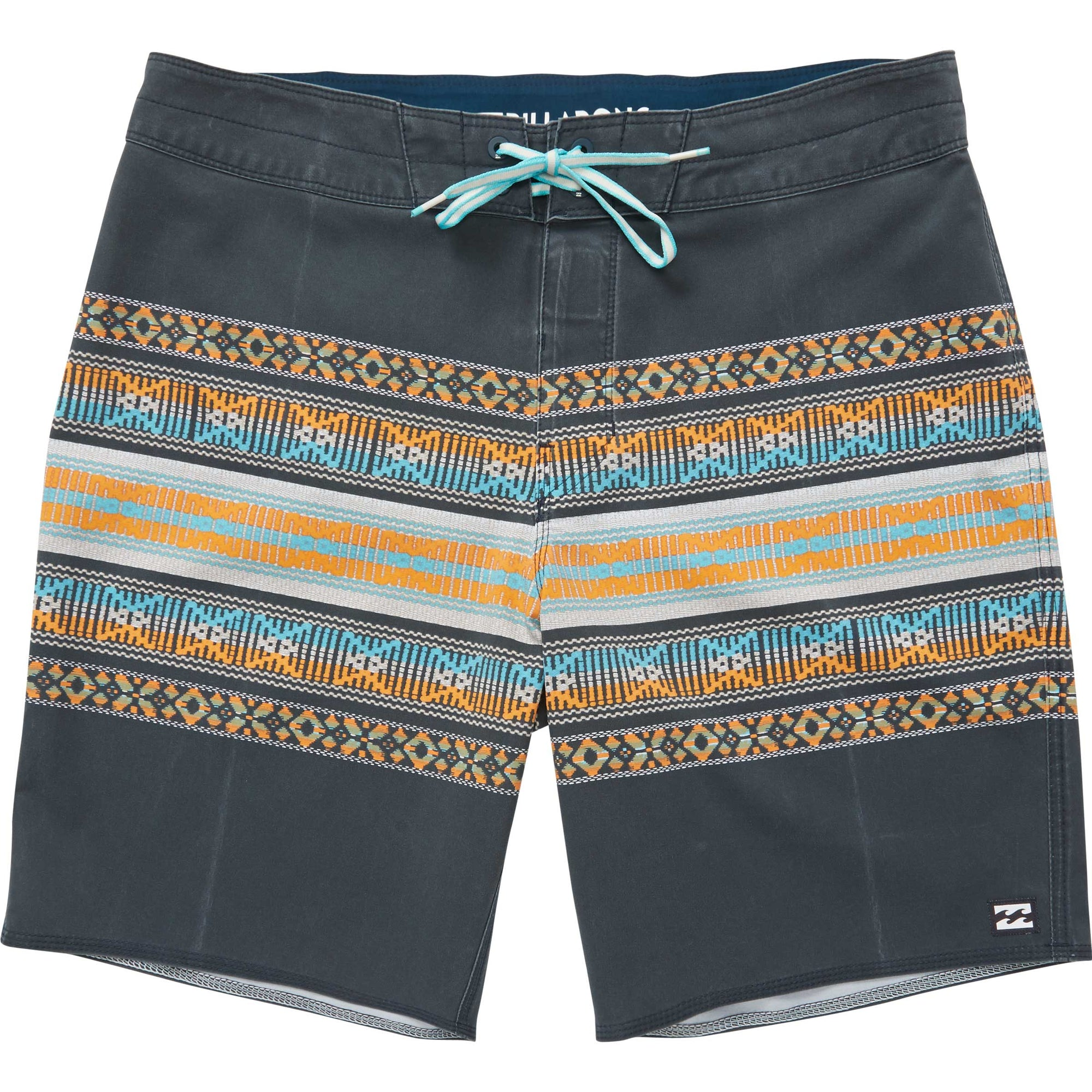 Billabong Men's Sundays X Stripe Board Shorts