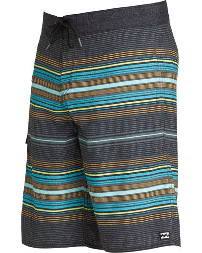 Billabong All Day Stripe OG Men's Board Shorts
