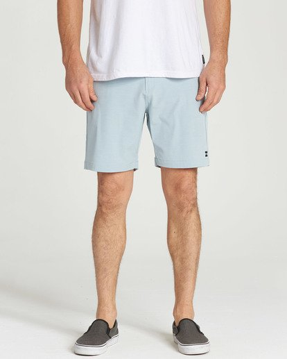 Billabong Crossfire X Sea Foam Mid Length Short