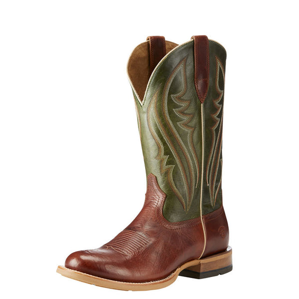 Match Up Western Boot By Ariat