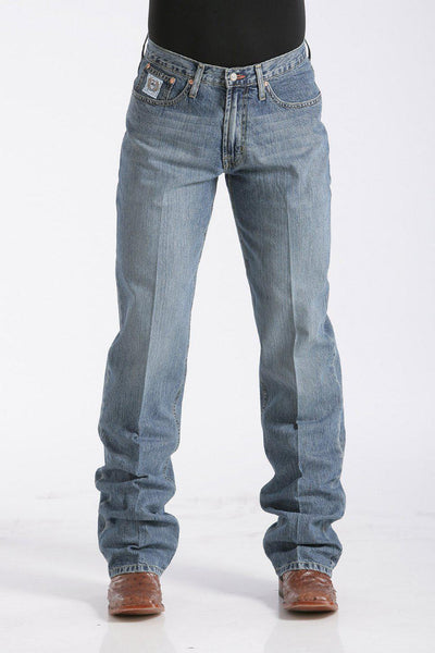 Cinch White Label Stonewash Relaxed Fit Jeans