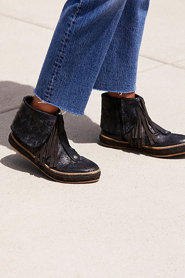 Vega Moccasin Booties By Free People