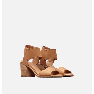 Sorel Nadia Camel Sandal-Sorel-Lazy J Ranch Wear
