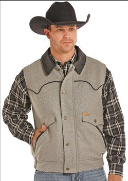 Wool Vest By Powder River Outfitters