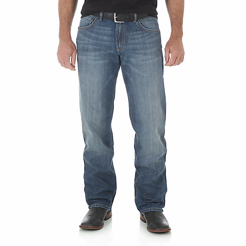 Mens Retro Wrangler Denim Jean