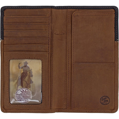 Chieftain Feather Checkbook