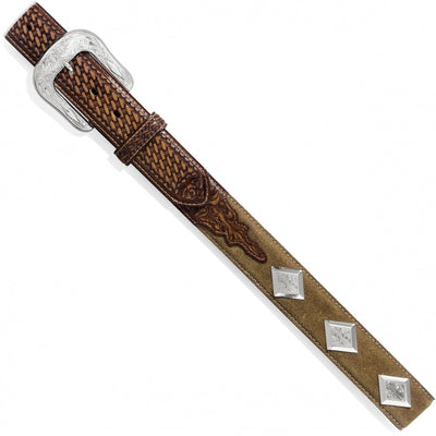 Tony Lama Men's Diamond Hills Belt