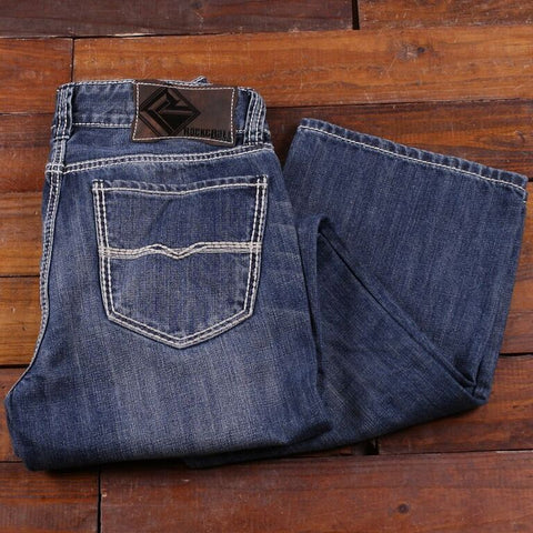 Rock and Roll Denim Regular Straight Leg