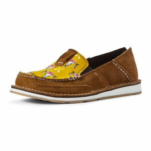 Ariat Mustard Cruisers Steerhead