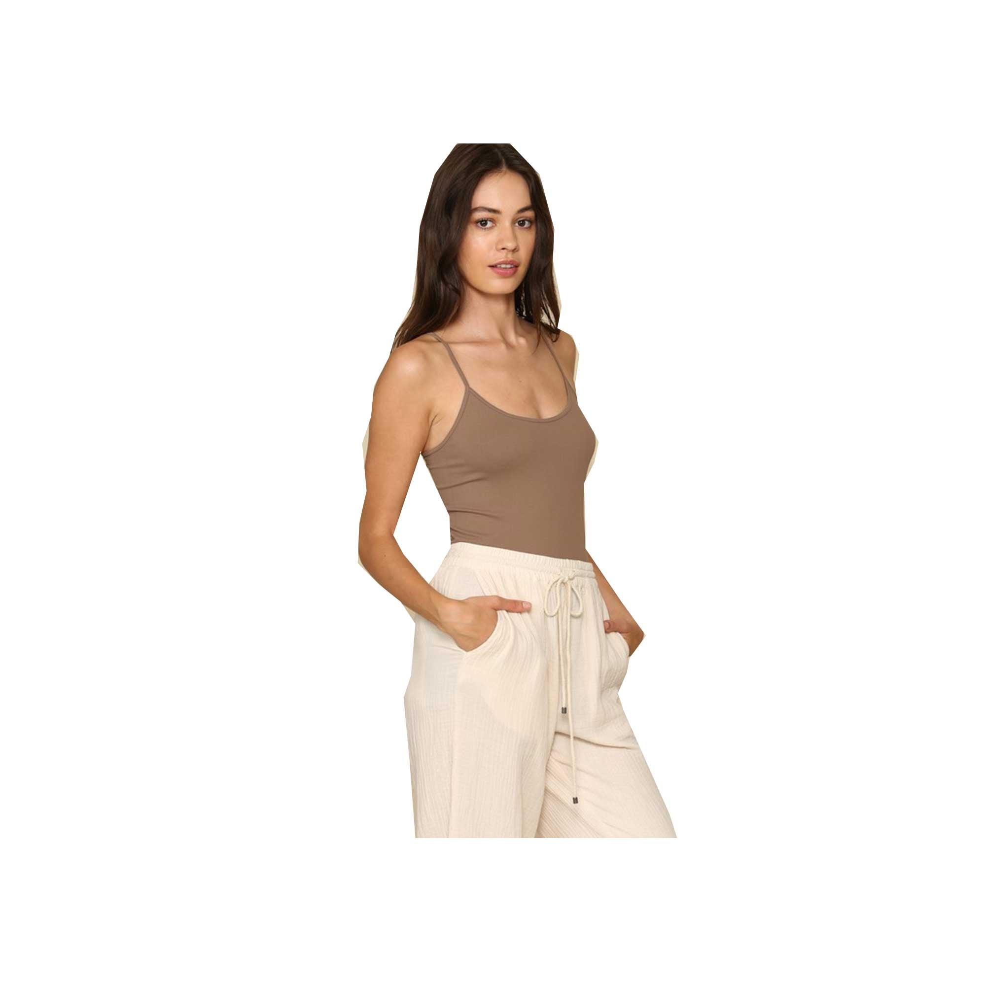 By Together Seamless Cami - Mocha