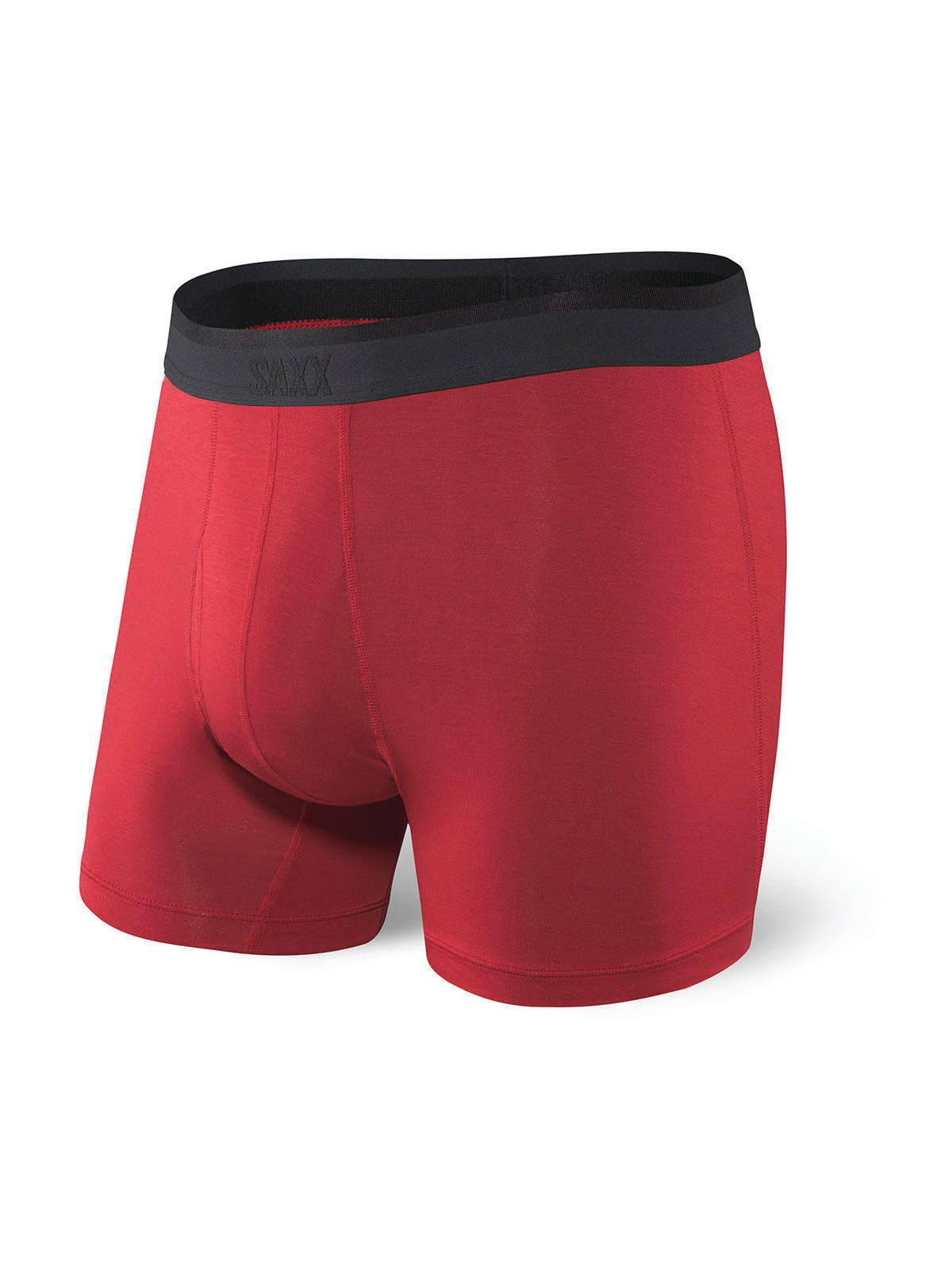 Saxx Platinum Red Men's Boxer Briefs