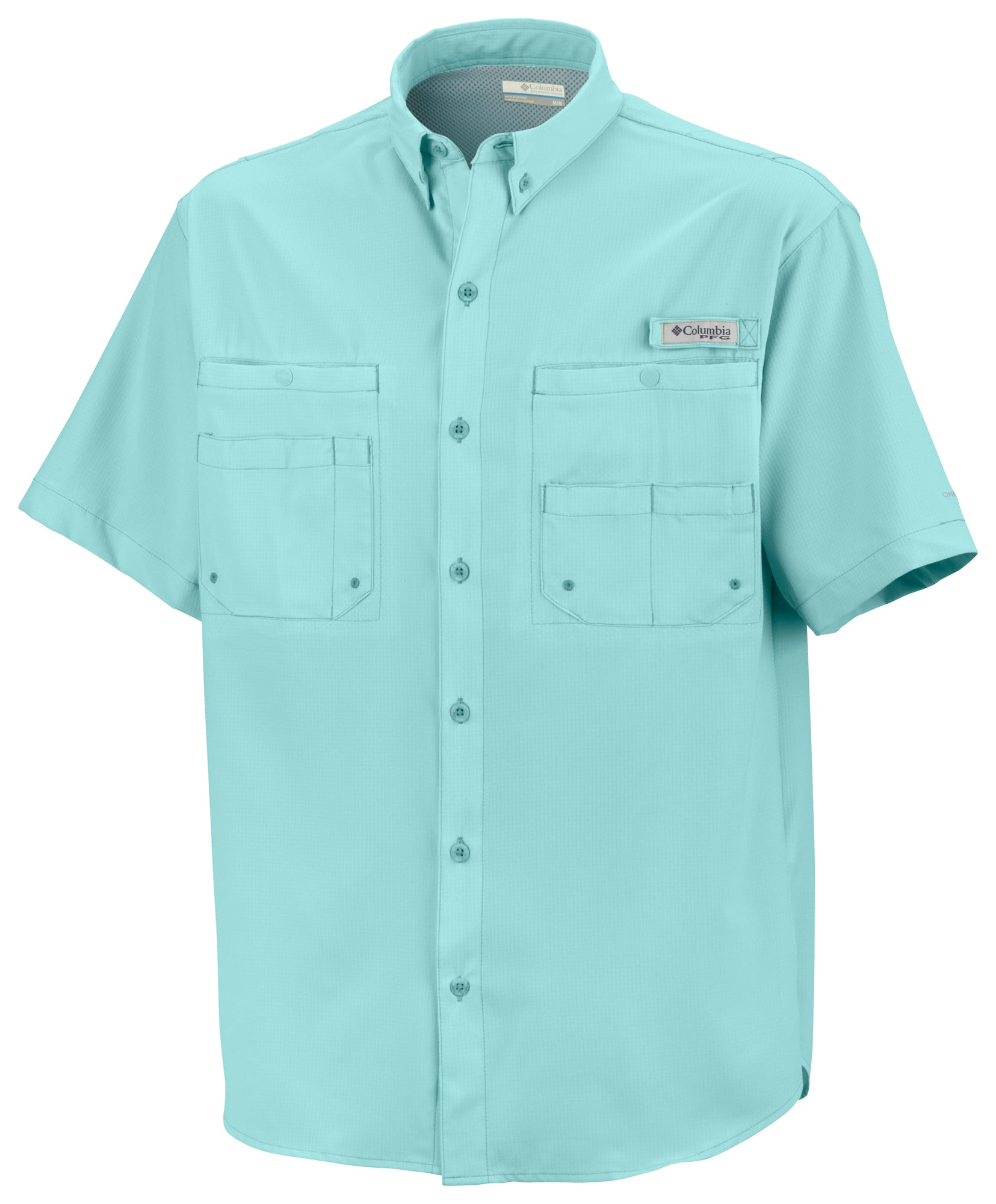 Columbia Tamiami II Gulf Stream Button Down