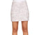 She + Sky Women's Woven Tweed Mini Skirt - Cream
