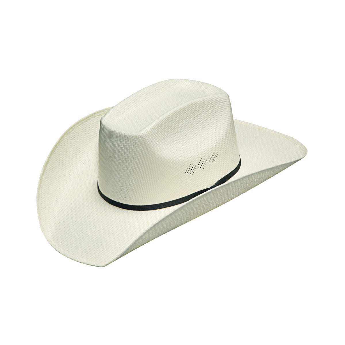 M & F Western Youth Natural Canvas Western Hat