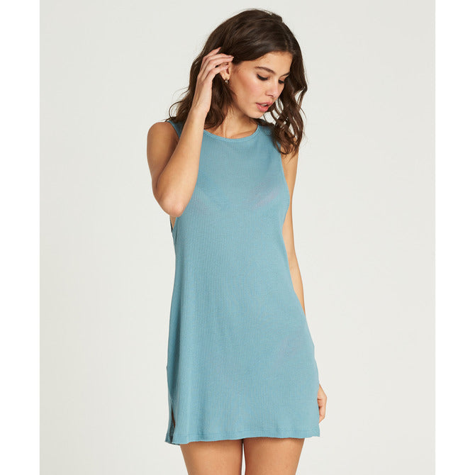 LOST AT SEA COVER UP DRESS By Billabong