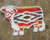 Serape Hereford Patch