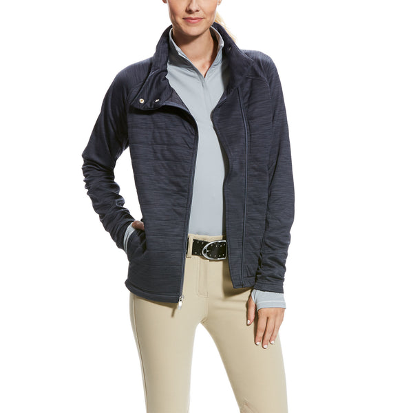 Vanquish Women's Full Zip Jacket By Arait