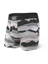 Saxx Vibe Black Trail Map Men's Boxer Brief