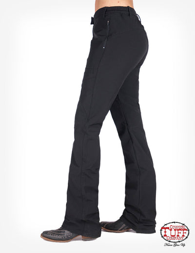 Cowgirl Tuff Work Hard Play Hard Women's Pants