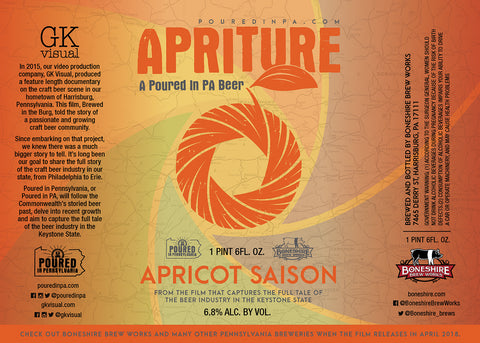 Apriture Saison Label