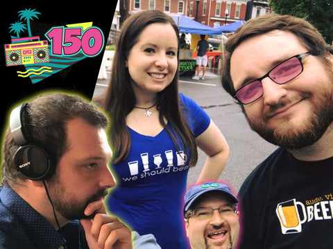 Beer Busters Podcast 150th Episode