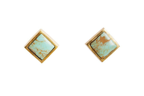 LAVALLIERE STUD EARRINGS