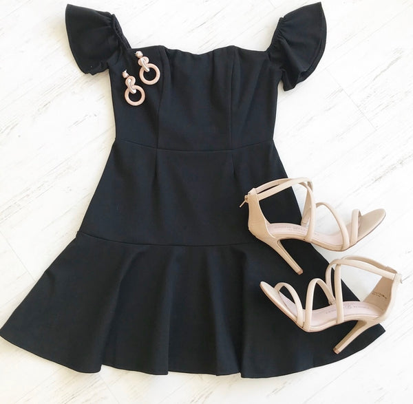 FREAKUM FLARE DRESS