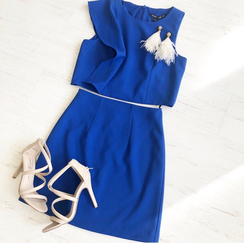 MAPLE 2PC MINI DRESS