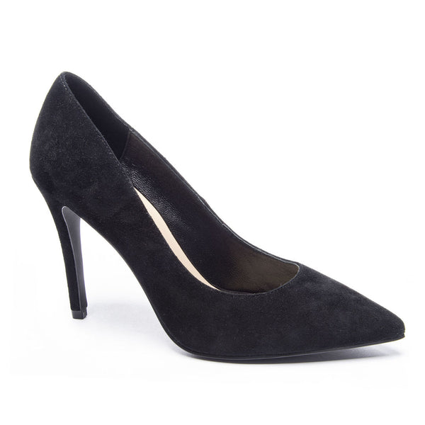 GISELLE SUEDE PUMP