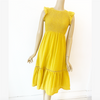 DAFFODIL DRESS