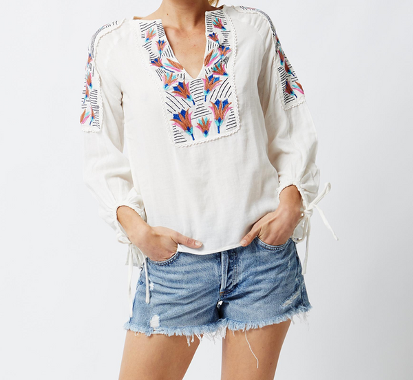 FREEBIRD BLOUSE