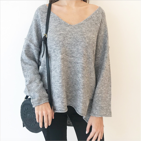 GROVE SWEATER