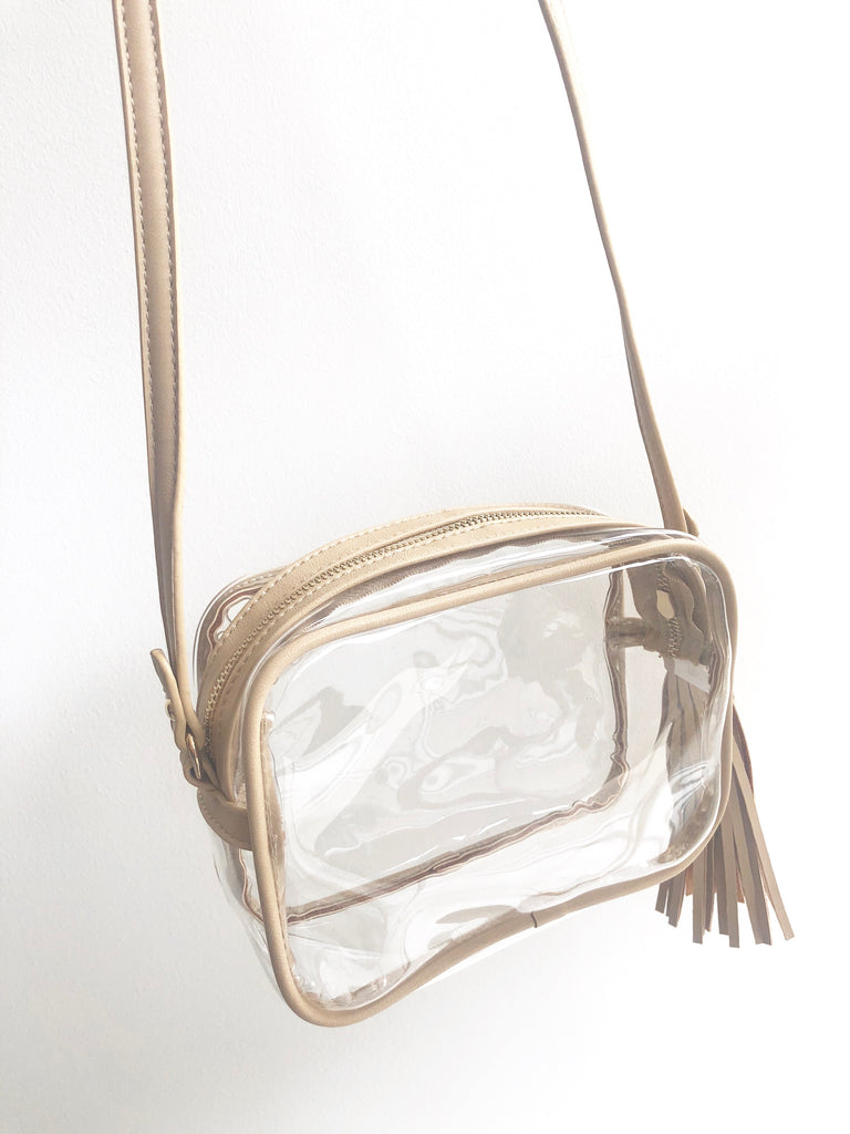 CHAMPIONSHIP CLEAR BAG