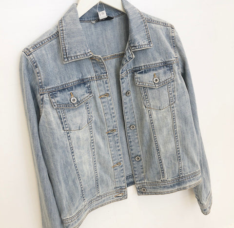 FAIRWAY DENIM JACKET