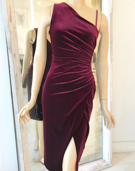 ARACELY SHEATH DRESS
