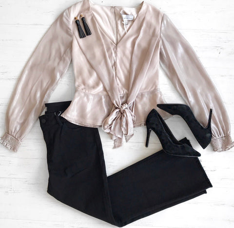 BOBBI BLOUSE