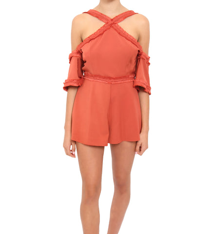 VISIONS PLAYSUIT