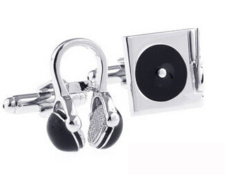 The DJ Cufflinks online BOXknocks.com Dubai