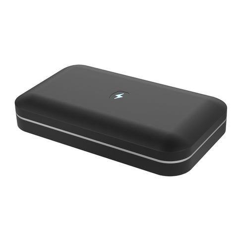 PhoneSoap 2.0 - Black - BOX knocks  - 1