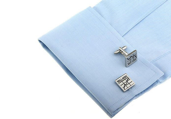 Stocks Cufflinks - BOXknocks Dubai Cufflinks BOXknocks